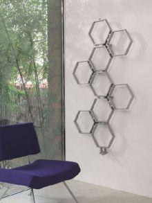 Radiateur design électrique écologique décoratif Raffinement