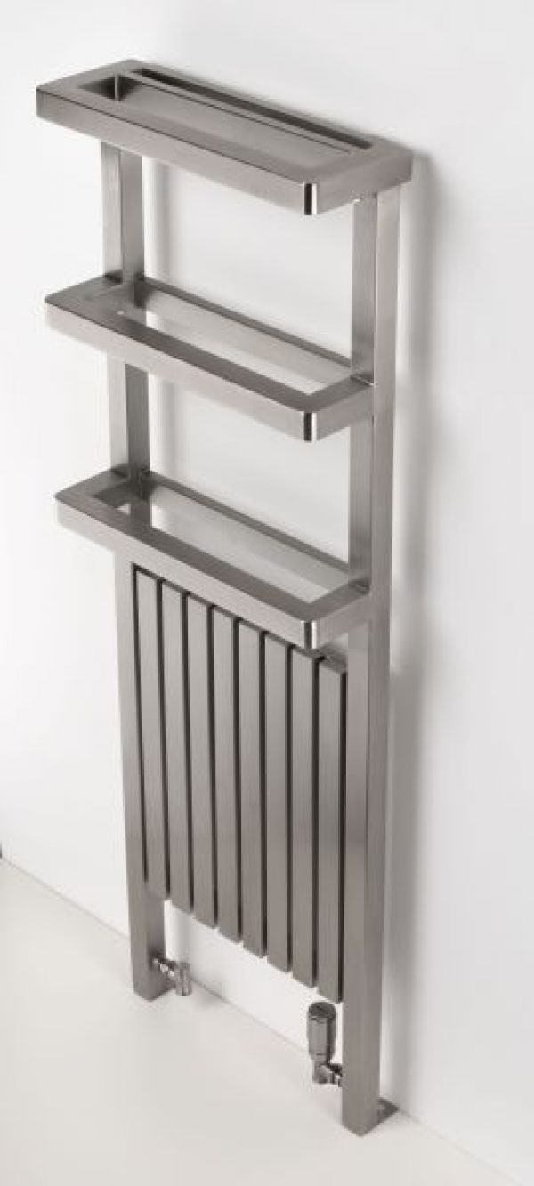 Radiateur d co s duction for Porte serviette chauffant