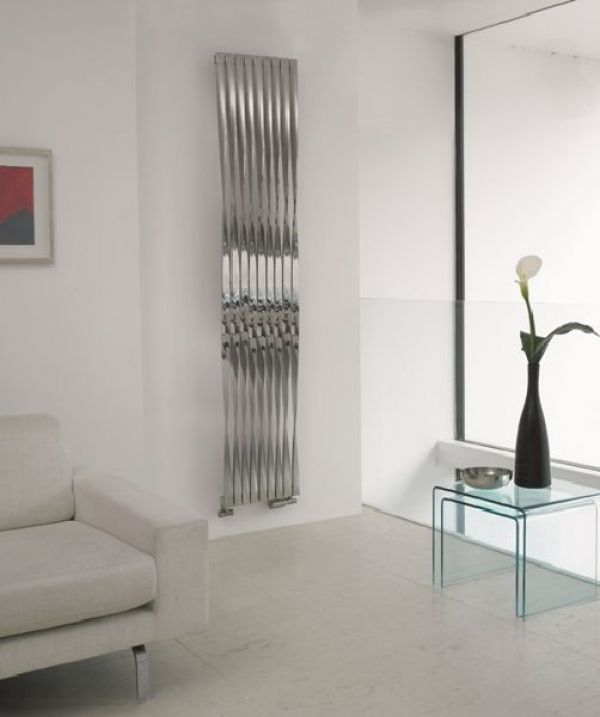radiateur lectrique design vertical art. Black Bedroom Furniture Sets. Home Design Ideas
