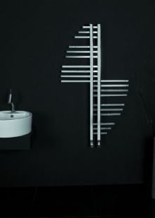 Radiateur électrique design grand format Equilibra