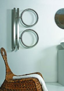 Porte serviette chauffant CASTOR