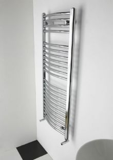 Sèche serviette chauffage central PISA