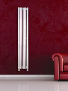 Radiateur design vertical Volupt