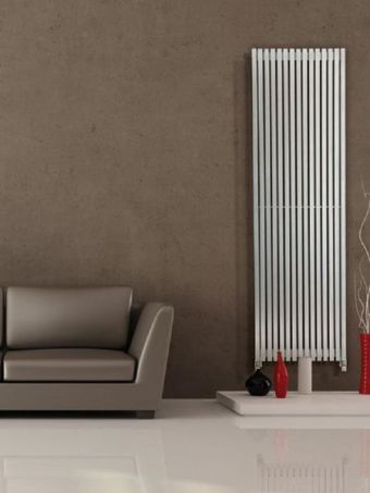 radiateur mural design anias. Black Bedroom Furniture Sets. Home Design Ideas