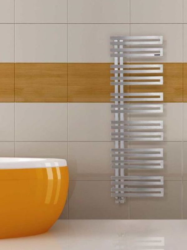 S che serviette lectrique design tavolo for Radiateur seche serviette design
