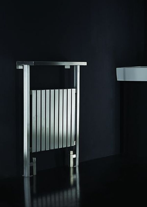 radiateur inox spot. Black Bedroom Furniture Sets. Home Design Ideas