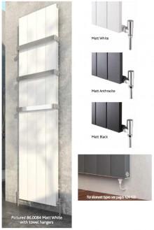 VESIMA vertical radiateur design