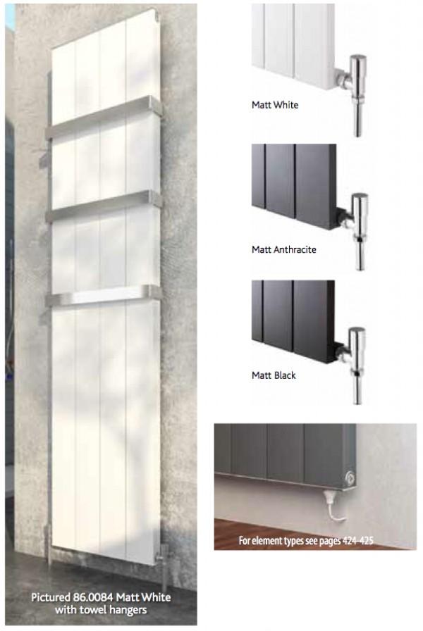 vesima porte serviette vertical radiateur design. Black Bedroom Furniture Sets. Home Design Ideas